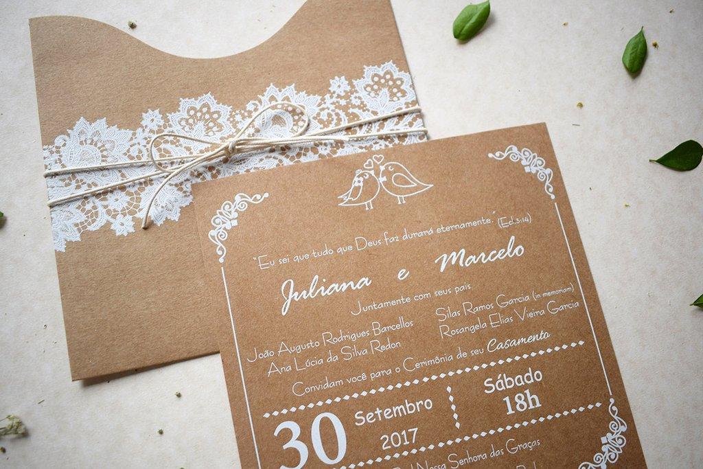 Convite De Casamento Como Escolher Dicas E Ideias Casamento Certo